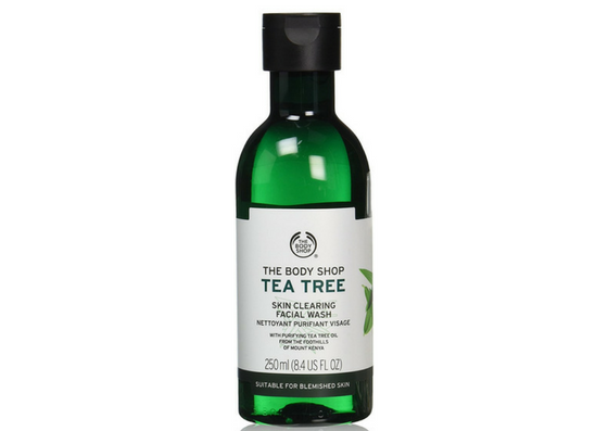 The-Body-Shop-Tea-Tree Skin-Clearing-Facial-Wash-Lifestylica