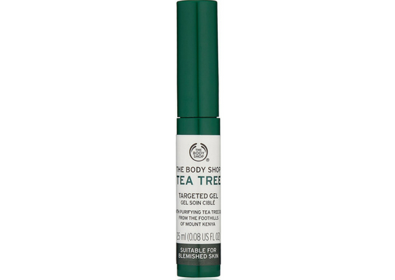 The-Body-Shop-Tea Tree Targeted Gel-Lifestylica