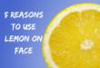 lemon-on-face-lifestylica