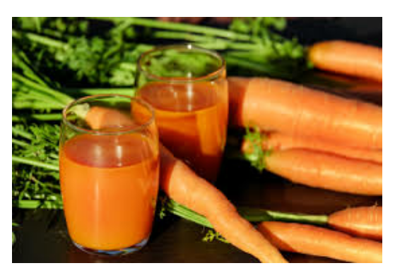 Carrot juice for gray hair-lifestylica