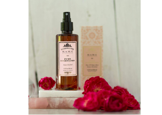 kama ayurveda rose water-lifestylica