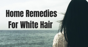 home remedies for white hair -lifestylica