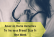 home remedies to increase breast size - lifestylica