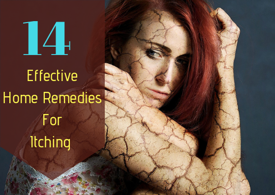 home remedies for itching - lifestylica