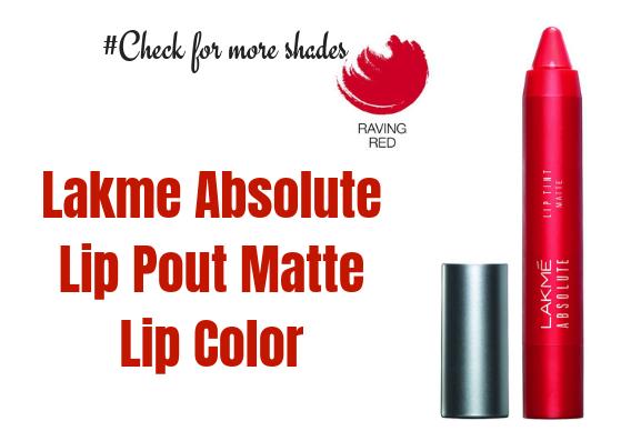 lakme absolute lip pout-lifestylica