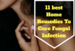 Fungal Infection Home Remedy