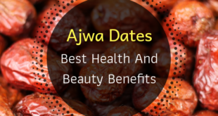 Ajwa dates - lifestylica