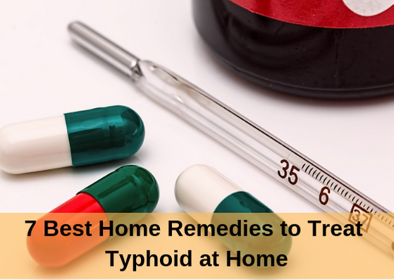 typhoid home remedies - lifestylica