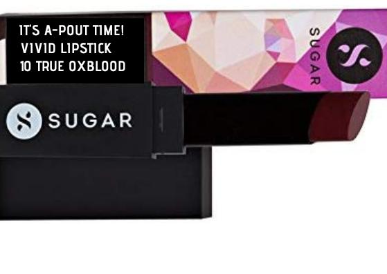 Sugar lipstick - lifestylica
