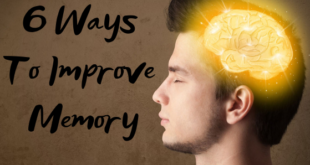 6 Ways To Improve Memory