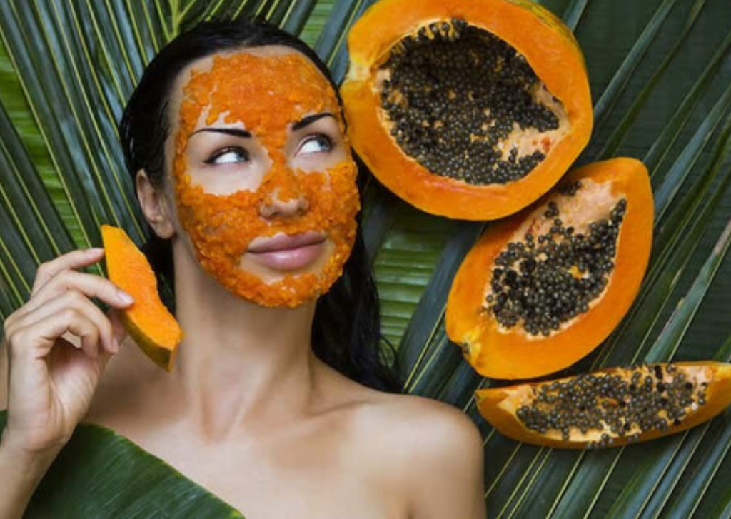 papaya-orange-fruit-mask-lifestylica
