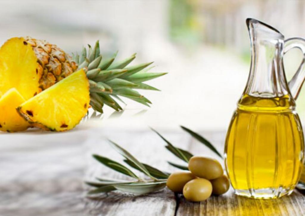pineapple-olive-oil-fruit-mask-lifestylica